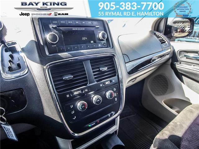 2015 Dodge Grand Caravan SE/SXT (Stk: 193500A) in Hamilton - Image 11 of 21