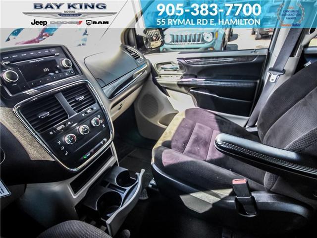 2015 Dodge Grand Caravan SE/SXT (Stk: 193500A) in Hamilton - Image 12 of 21
