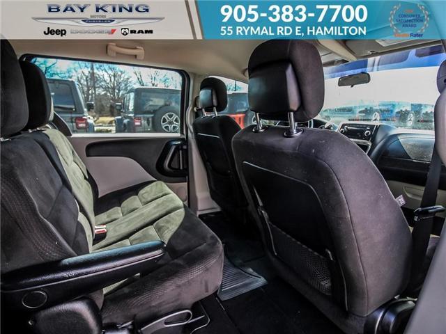 2015 Dodge Grand Caravan SE/SXT (Stk: 193500A) in Hamilton - Image 14 of 21
