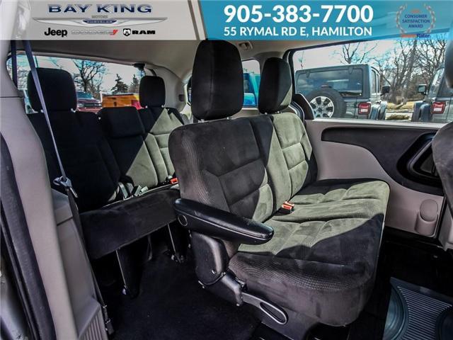2015 Dodge Grand Caravan SE/SXT (Stk: 193500A) in Hamilton - Image 15 of 21