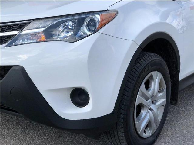 2015 Toyota RAV4 LE (Stk: U2347) in Vaughan - Image 2 of 21