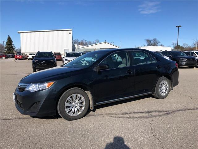 2014 Toyota Camry LE (Stk: U01719) in Goderich - Image 1 of 15
