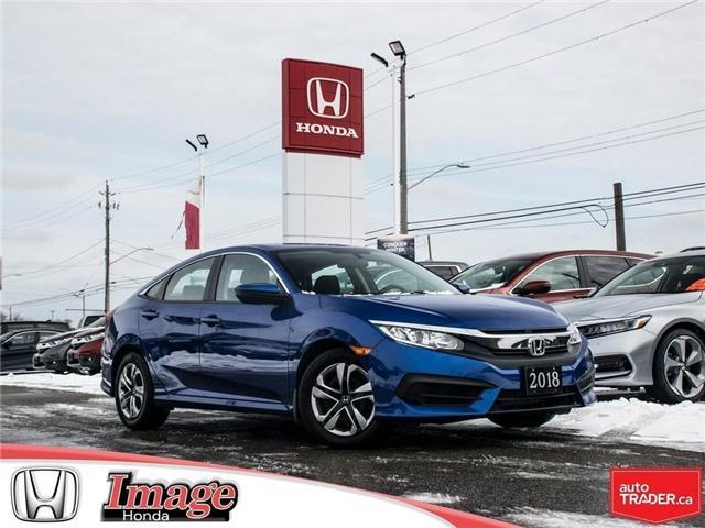 2018 Honda Civic LX (Stk: OE4273) in Hamilton - Image 1 of 18
