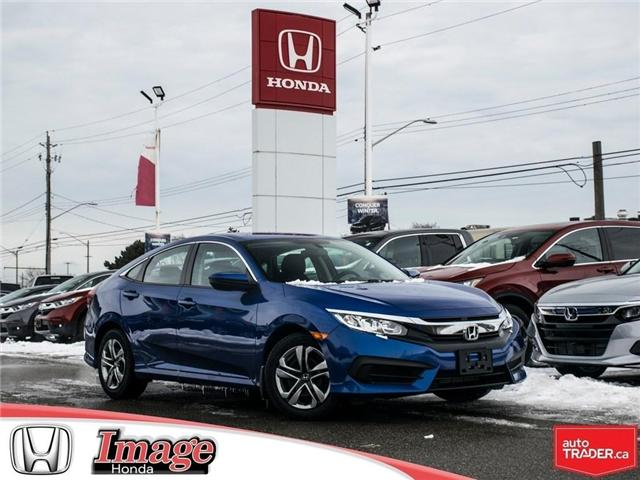 2017 Honda Civic LX (Stk: OE4278) in Hamilton - Image 1 of 18