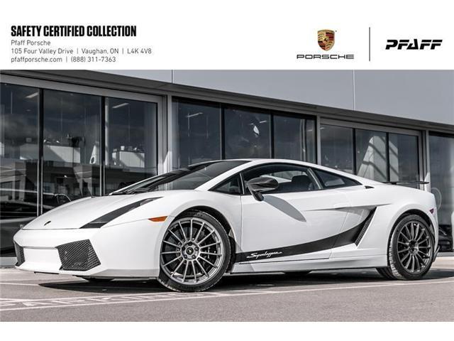 2008 Lamborghini Gallardo Superleggera e-gear (Stk: U7772) in Vaughan - Image 1 of 22