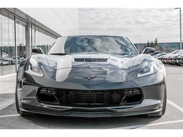 2018 Chevrolet Corvette Coupe Grand Sport (Stk: U7774) in Vaughan - Image 2 of 22