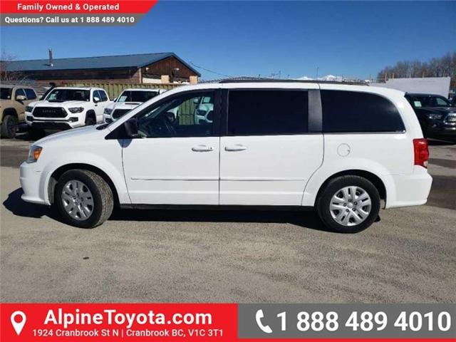 2014 Dodge Grand Caravan SE/SXT (Stk: R416513) in Cranbrook - Image 2 of 16