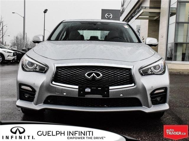 2015 Infiniti Q50  (Stk: I6522A) in Guelph - Image 2 of 24