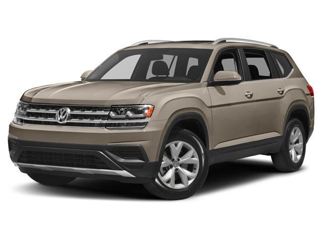 2018 Volkswagen Atlas 3.6 FSI Highline (Stk: V1813338P) in Richmond - Image 1 of 8