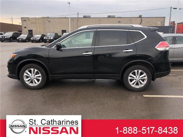 2015 Nissan Rogue  (Stk: SSP208) in St. Catharines - Image 1 of 5