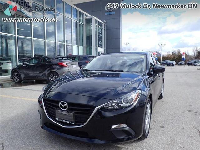 2016 Mazda Mazda3 GX (Stk: 14155) in Newmarket - Image 1 of 30