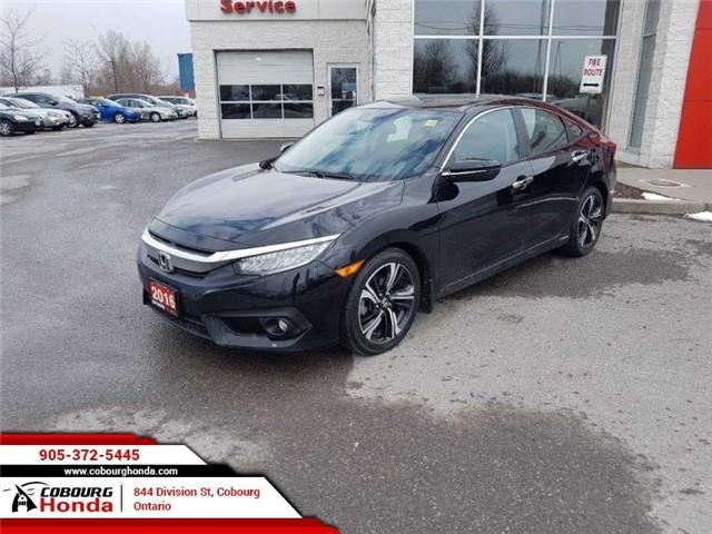 2016 Honda Civic Touring (Stk: 19146A) in Cobourg - Image 3 of 17