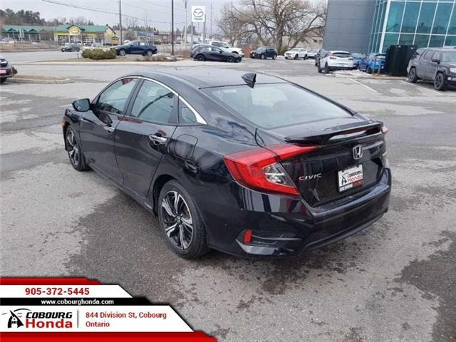 2016 Honda Civic Touring (Stk: 19146A) in Cobourg - Image 5 of 17