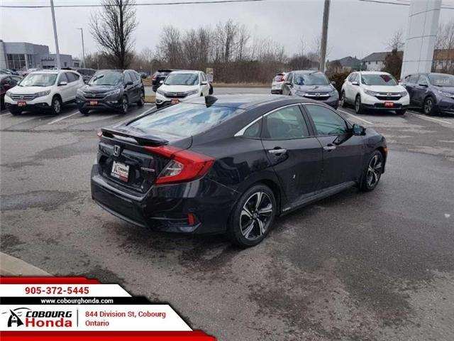 2016 Honda Civic Touring (Stk: 19146A) in Cobourg - Image 7 of 17