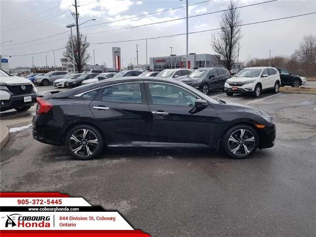 2016 Honda Civic Touring (Stk: 19146A) in Cobourg - Image 8 of 17