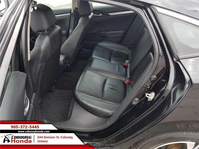 2016 Honda Civic Touring (Stk: 19146A) in Cobourg - Image 10 of 17