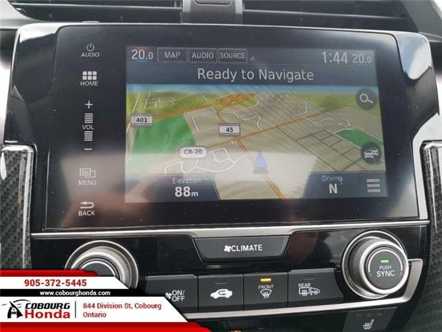 2016 Honda Civic Touring (Stk: 19146A) in Cobourg - Image 14 of 17