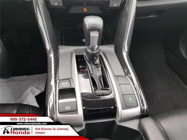2016 Honda Civic Touring (Stk: 19146A) in Cobourg - Image 17 of 17