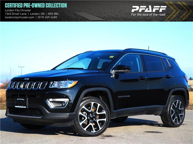 2018 Jeep Compass Limited (Stk: U8581) in London - Image 1 of 25