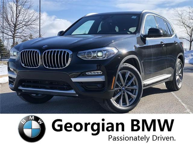 2019 BMW X3 xDrive30i (Stk: B19130) in Barrie - Image 1 of 20