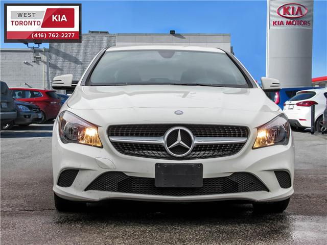 2015 Mercedes-Benz CLA-Class Base (Stk: P478) in Toronto - Image 2 of 20