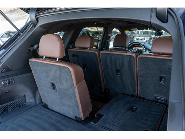 2018 Audi Q7 3.0T Technik (Stk: N4704) in Calgary - Image 12 of 22