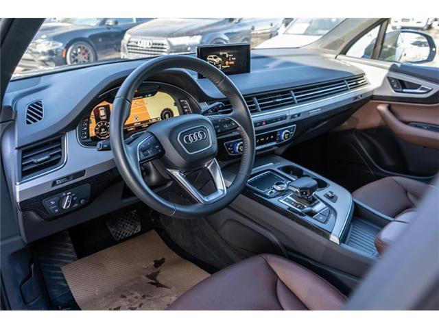 2018 Audi Q7 3.0T Technik (Stk: N4704) in Calgary - Image 14 of 22