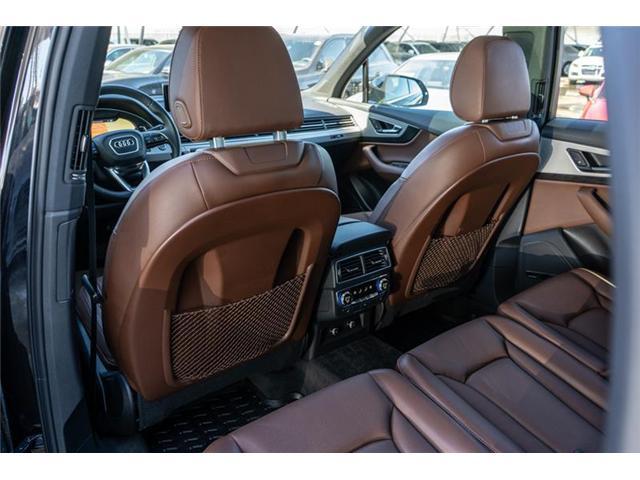 2018 Audi Q7 3.0T Technik (Stk: N4704) in Calgary - Image 21 of 22