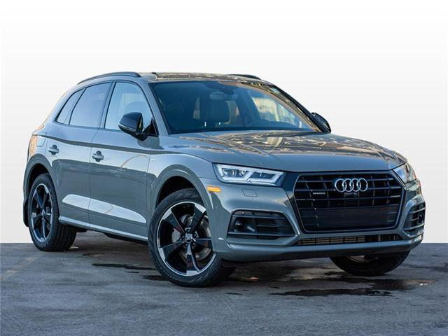 2019 Audi Q5 45 Technik (Stk: N5118) in Calgary - Image 1 of 18
