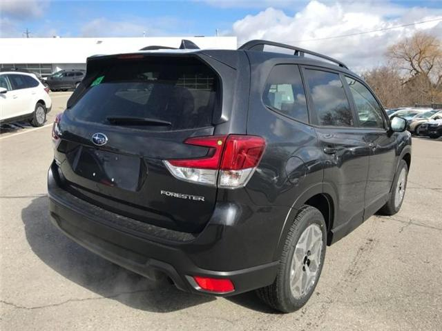 2019 Subaru Forester 2.5i Convenience (Stk: S19327) in Newmarket - Image 5 of 19