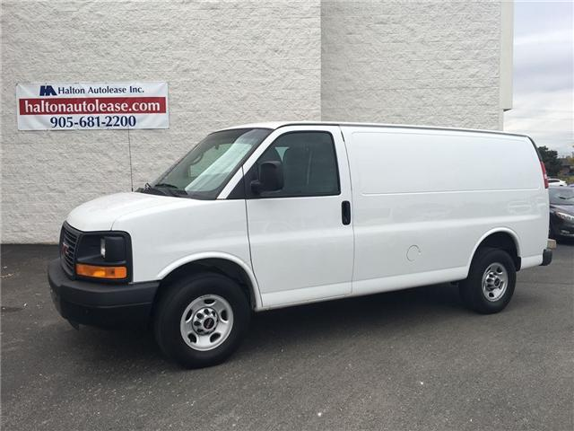 2015 GMC Savana 2500 1WT (Stk: 309244) in Burlington - Image 1 of 14