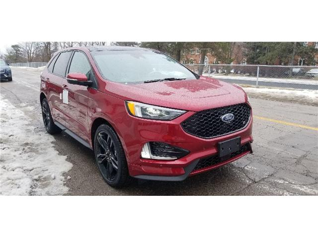 2019 Ford Edge ST (Stk: 19ED1105) in Unionville - Image 1 of 17