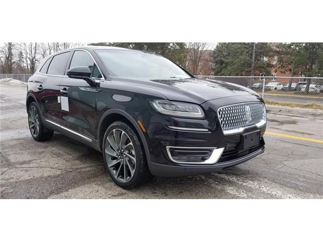 2019 Lincoln Nautilus Reserve (Stk: 19NS1128) in Unionville - Image 1 of 17