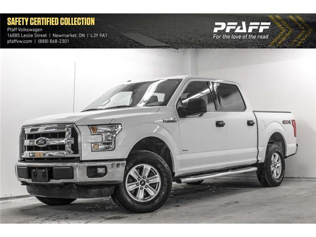 2016 Ford F-150 XLT (Stk: V3848A) in Newmarket - Image 1 of 18