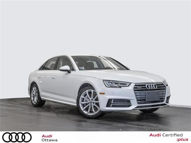 2018 Audi A4 2.0T Progressiv (Stk: 52228) in Ottawa - Image 1 of 19