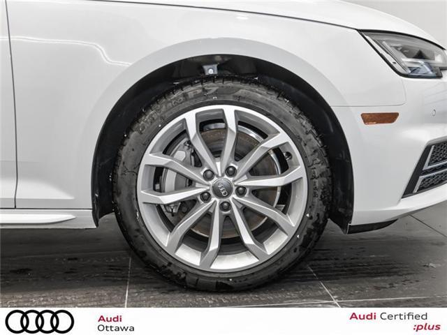 2018 Audi A4 2.0T Progressiv (Stk: 52228) in Ottawa - Image 8 of 19