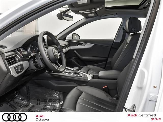 2018 Audi A4 2.0T Progressiv (Stk: 52228) in Ottawa - Image 11 of 19