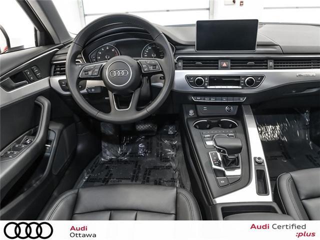 2018 Audi A4 2.0T Progressiv (Stk: 52228) in Ottawa - Image 13 of 19