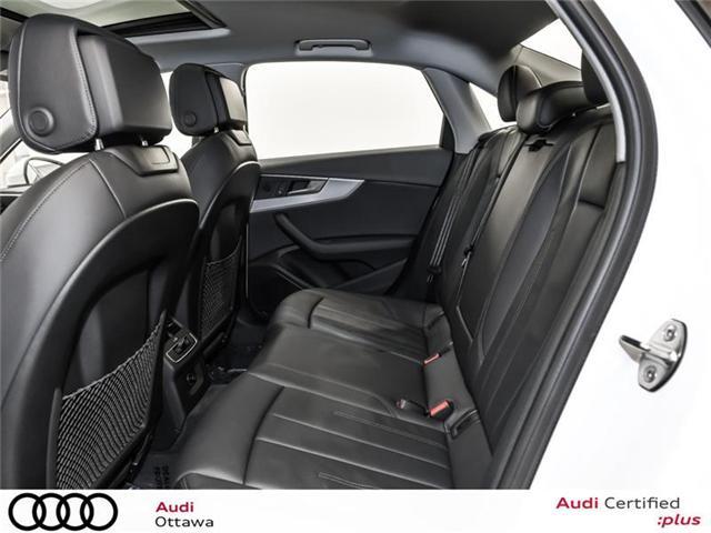 2018 Audi A4 2.0T Progressiv (Stk: 52228) in Ottawa - Image 14 of 19