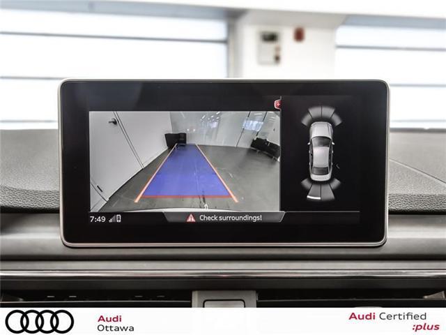 2018 Audi A4 2.0T Progressiv (Stk: 52228) in Ottawa - Image 18 of 19