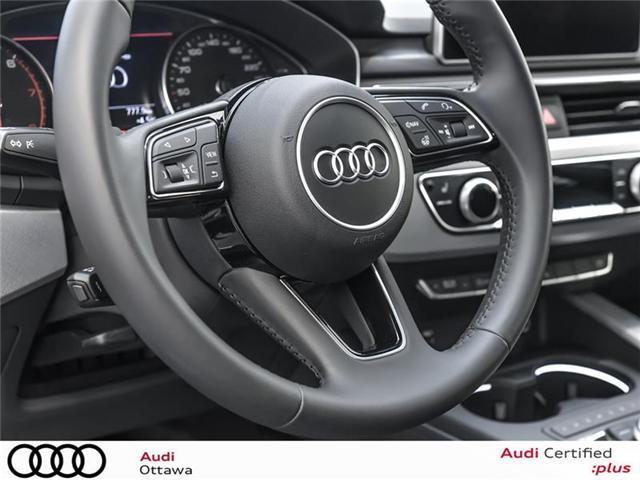 2018 Audi A4 2.0T Progressiv (Stk: 52228) in Ottawa - Image 19 of 19