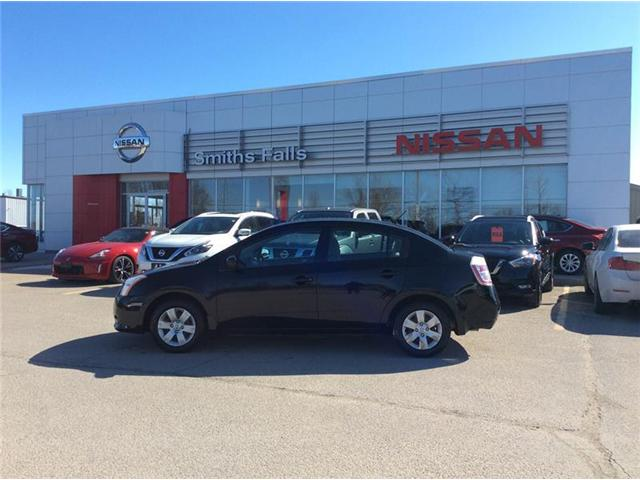 2010 Nissan Sentra 2.0 (Stk: 19-122A) in Smiths Falls - Image 1 of 13