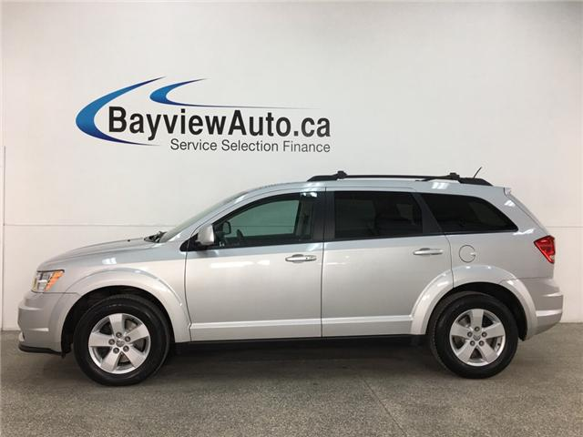 2014 Dodge Journey CVP/SE Plus (Stk: 33587RA) in Belleville - Image 1 of 26