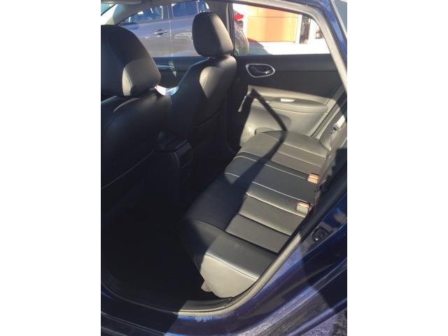 2017 Nissan Sentra 1.6 SR Turbo (Stk: 17047) in Bracebridge - Image 5 of 13