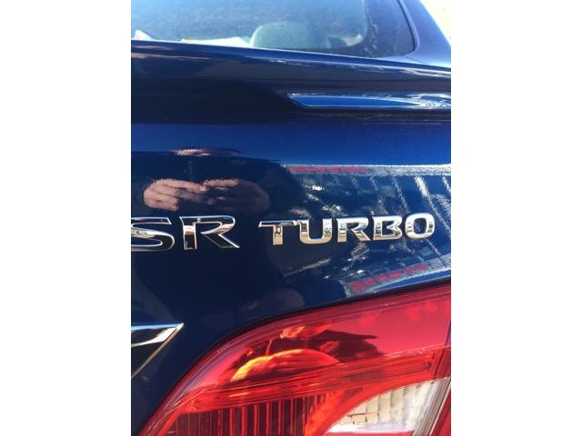 2017 Nissan Sentra 1.6 SR Turbo (Stk: 17047) in Bracebridge - Image 4 of 13