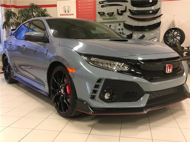 2019 Honda Civic Type R Base (Stk: 19716) in Barrie - Image 1 of 10