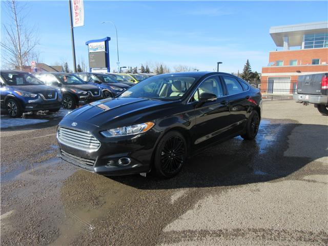 2015 Ford Fusion SE (Stk: 8624) in Okotoks - Image 15 of 21
