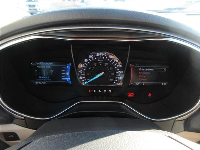 2015 Ford Fusion SE (Stk: 8624) in Okotoks - Image 11 of 21