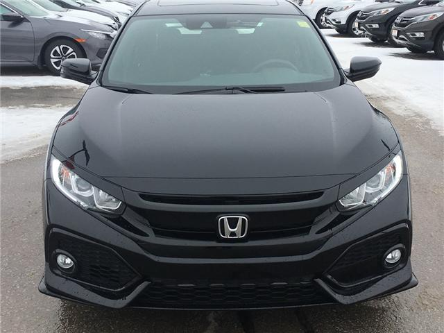2019 Honda Civic Sport Touring (Stk: 19715) in Barrie - Image 2 of 10