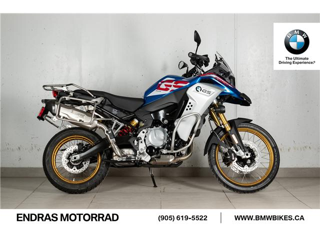 2019 BMW F850GS Adventure  (Stk: ) in Ajax - Image 1 of 10